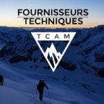 Logo TCAM | FOURNISSEURS Techniques