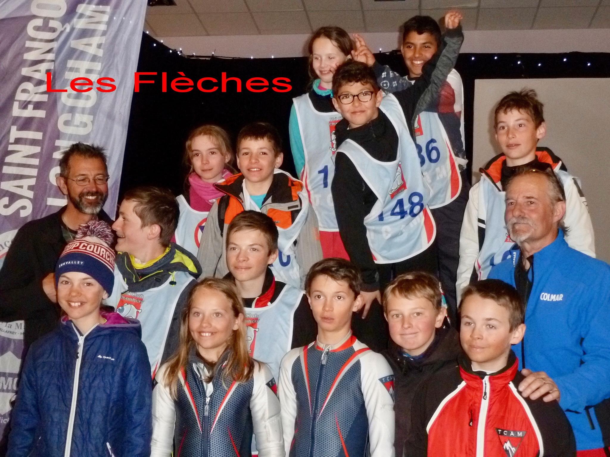 Groupe FLèche