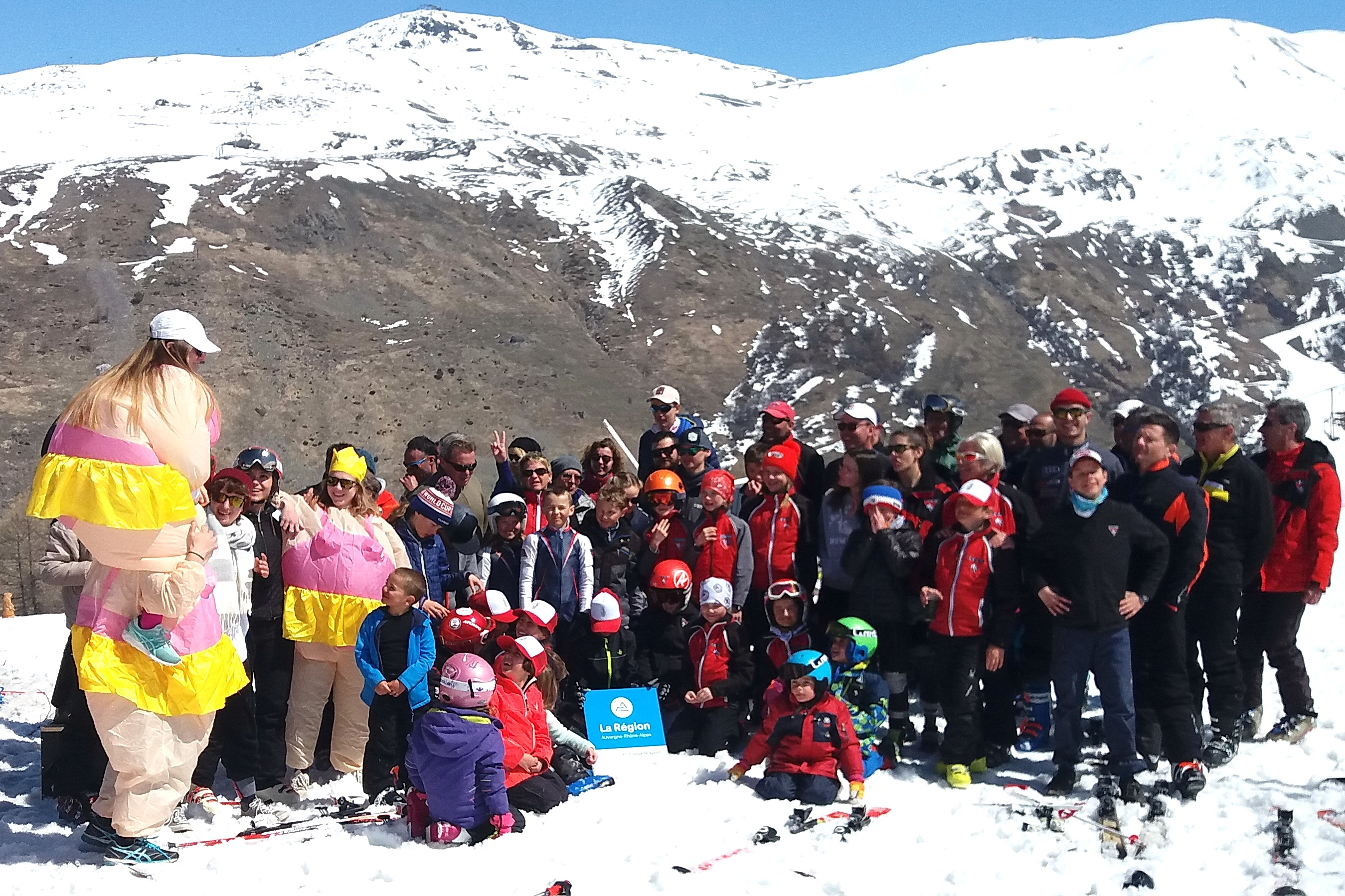 20190414Valloire-course du club (2)